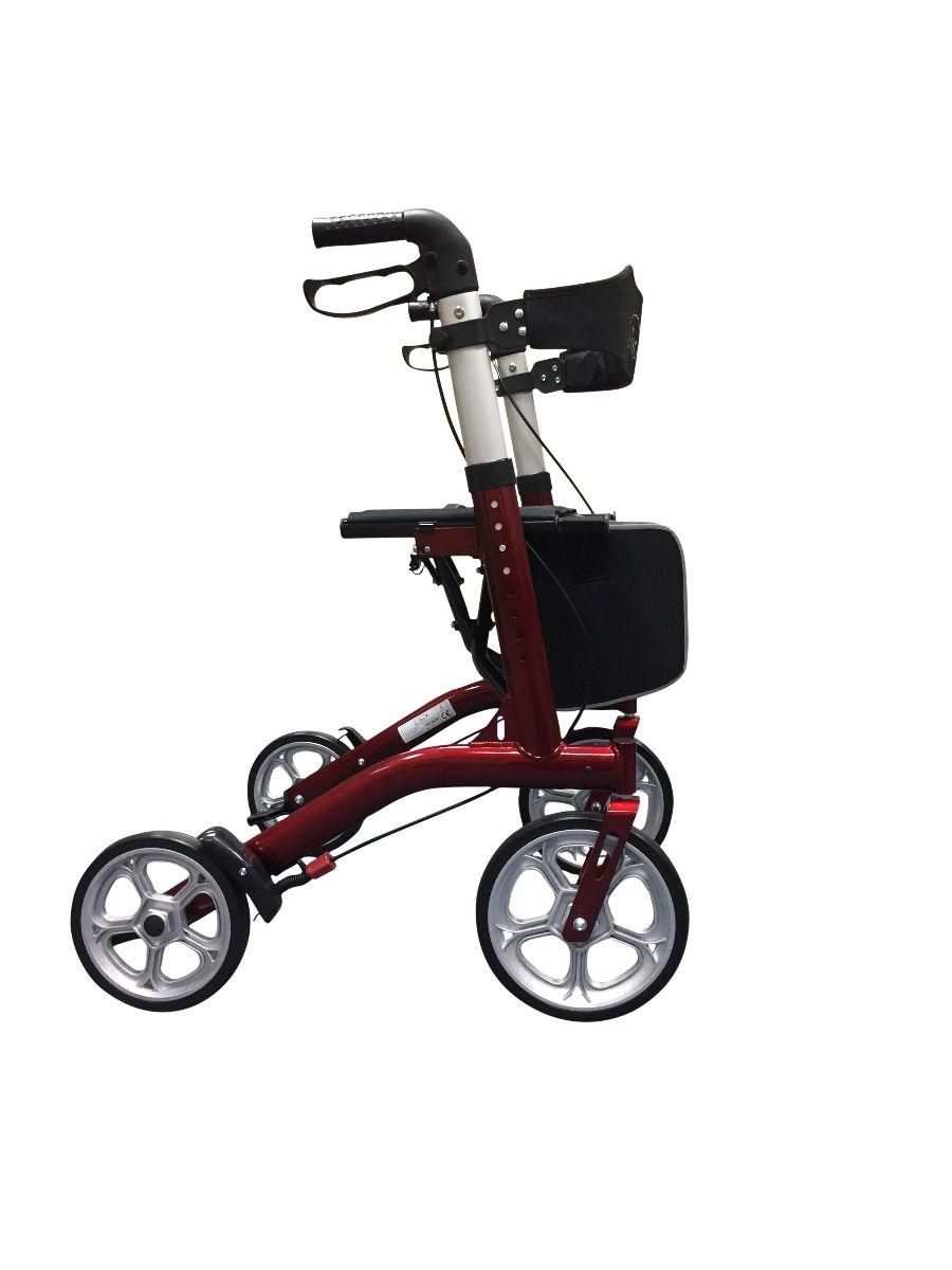 ZT-Style Aluminium Outdoor Rollator