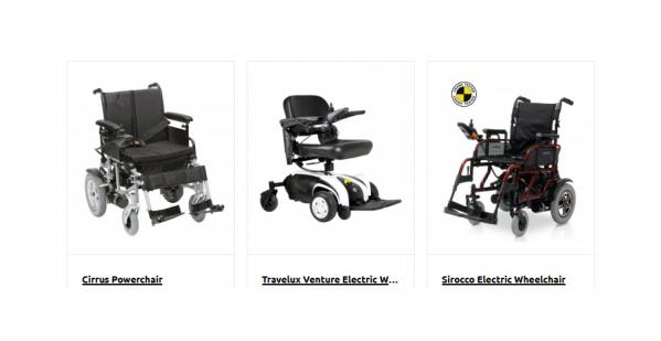 Electric wheelchair knowledge