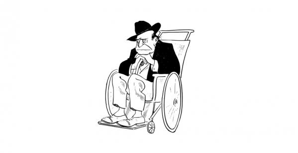 A brief history of the wheelchair