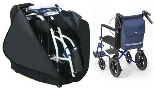 What to look for in a wheelchair bag