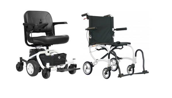 Self propelled Wheelchairs V electric wheelchairs / powerchairs