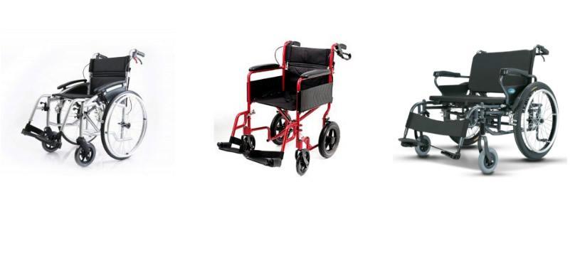Wheelchair Selection