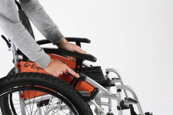 Wheelchair users and the art of travel